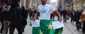 ناشط موريتاني