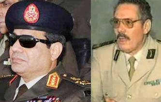 خالد نزار و السيسى