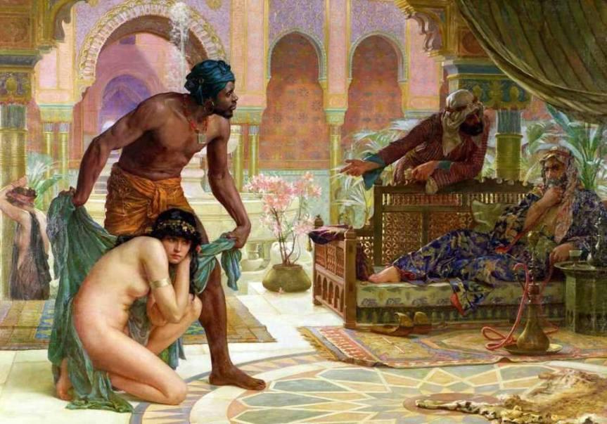 الرق بقي مأساة أبدية عند العرب حتى النصف الثاني من القرن العشرين