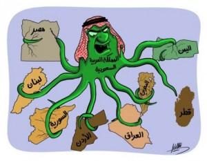 السعودية و نشر الوهابية و التطرف الديني حول العالم