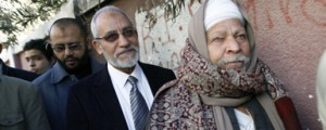 EGYPT-POLITICS-REFERENDUM-BADIE