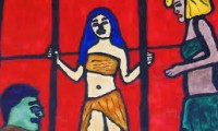 sex worker painiting